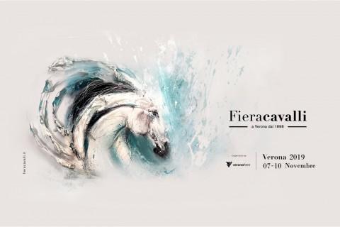 Vi aspettiamo a Fiera Cavalli a Verona